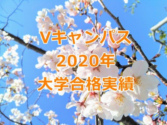 大学入試 合格実績 京都市の学習塾Vキャンパス